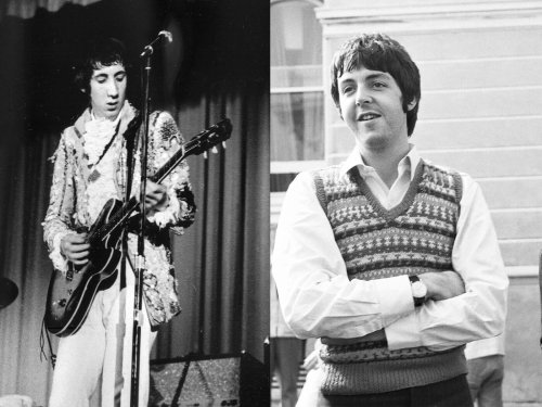 """Pete Townshend says The Beatles """"copied"""" The Who for Sgt Pepper"""