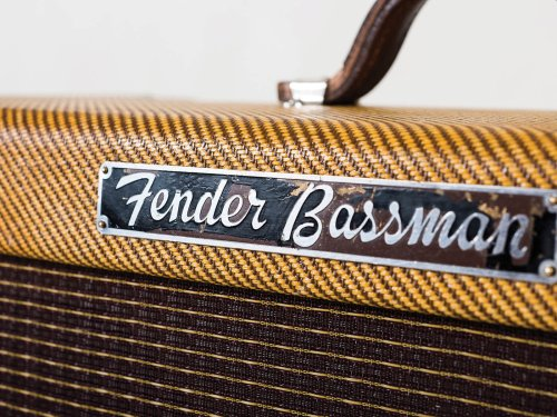 Why the Fender Bassman is the greatest amp of all