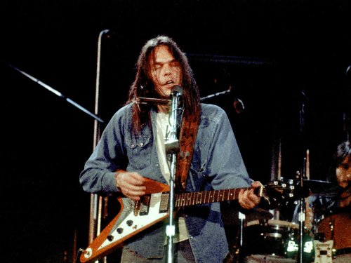 The Genius Of… Harvest By Neil Young