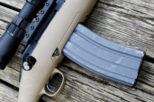 Ruger American Rifle — AR Mag-Fed Bolt Action in .223