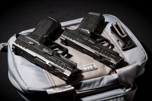 SIG Goes Super-Spy: Custom Works P320 SPECTRE Series - Guns & Gadgets Daily