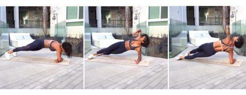 This 7 Exercise Upper-Body Core Workout Will Sculpt Your Shoulders, Arms, and Core