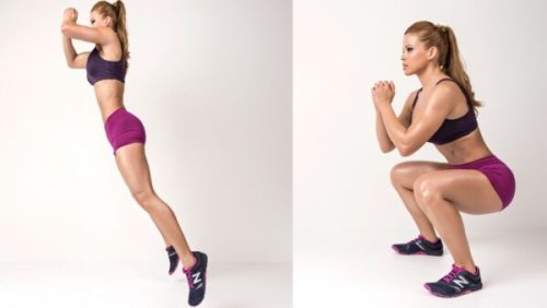 Lift And Shape Yourself A Bikini Booty With These 7 Moves