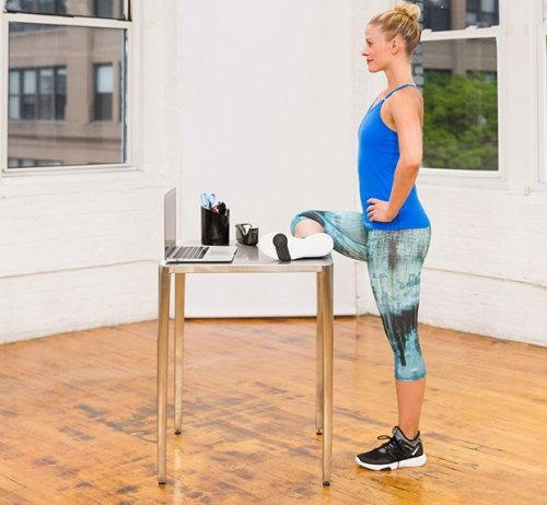 5 Stretches To Get You Standing & Help Relieve Stress & Muscle Tightness