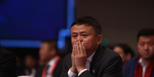 Hard Numbers: China fines Alibaba, India's COVID surge, East African oil pipeline, Merkel succession race
