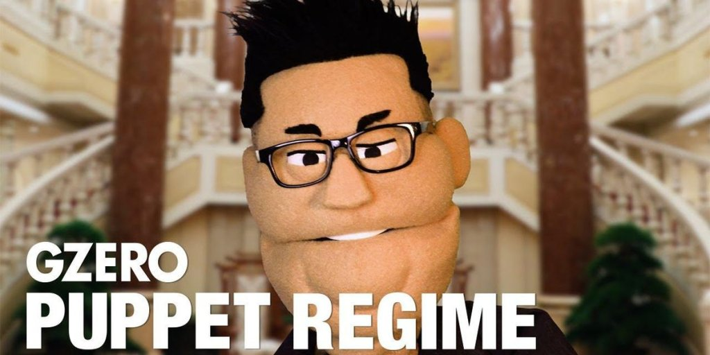 Puppet Regime Comedy - cover