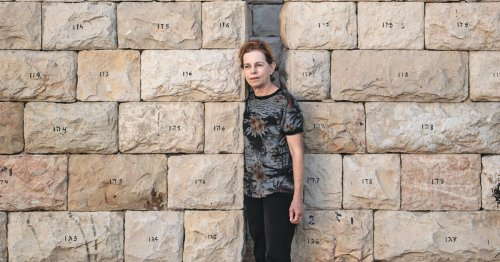 The Most Successful Artist to Come Out of Israel Lives Alone in a Tiny 48-square-meter House