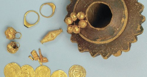 Discovery of Treasures Across Israel Heralds Rise of Islamic-era Archaeology