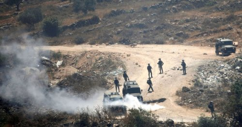 Israeli Troops Kill Palestinian in West Bank, Health Ministry Says