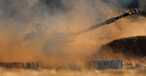 It's Time for an Israel-Gaza Cease-fire