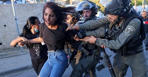'Targeted as a Palestinian and a Woman': Israel's Gendered Intimidation Campaign
