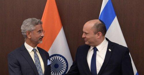 Modi Invites Bennett for First Official India Visit