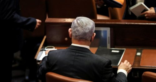 Analysis Turning Back on Bennett, Netanyahu Embodies Trump Until the Very Last Minute