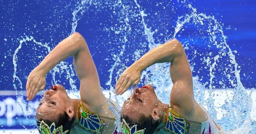 As Israeli Swimmers Took 4th Place in an Olympic Trial, a TV Commentator Criticized Their Country
