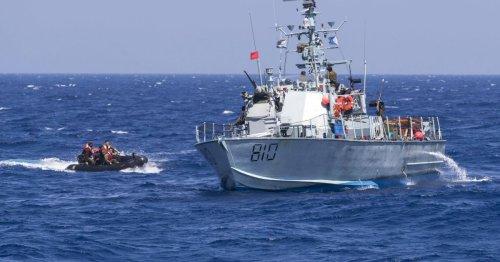 Army Thwarts Hamas Automated Submarine Attack on Israeli Ships