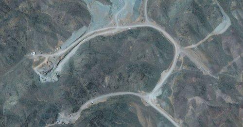 UN Nuclear Watchdog Inspectors Visit Iran's Natanz Enrichment Site