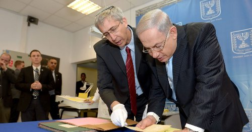 Ex-chief Archivist: Netanyahu Shredding Docs Before Bennett Handover Would Be 'Unprecedented'