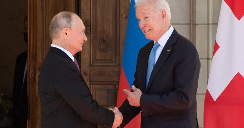 Biden Says He and Putin Agreed to Work to Keep Iran From Getting Nuclear Weapons
