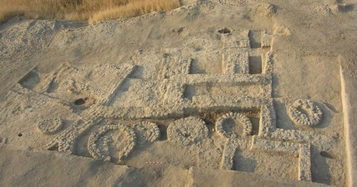 Archaeologists Find Unique 7,000-year-old Stamped Sealing in Northern Israel