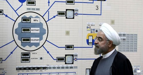 As Iran Nears a Nuclear Warhead, Israel Might Have to Reveal Its Own Atomic Power