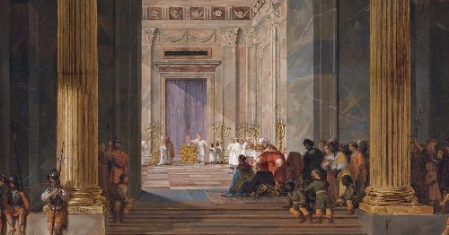 Who Really Destroyed Solomon's Temple in Jerusalem?