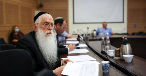 Israeli Police Searching for Two Suspects Who Assaulted ultra-Orthodox Lawmaker