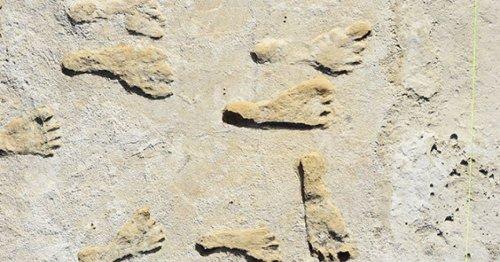Clovis Debunked: Footprints Show Humans in America 23,000 Years Ago