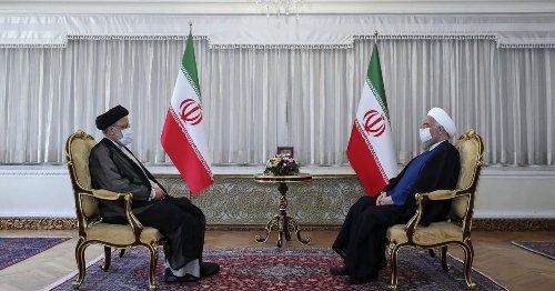 As Israel Wonders Where Iran Is Headed, Tehran's Steps Leave No Room for Doubt