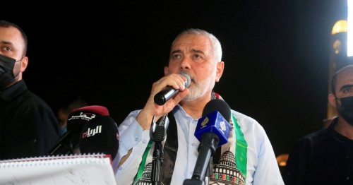 Hamas Chief Meets Party Leaders in Morocco Visit Following anti-Israel Protests