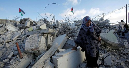 Face It: There Will Be No Palestinian State