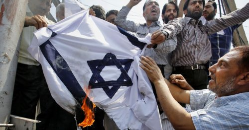 In India, the Latest Israel-Hamas War Became a Battle on Social Media