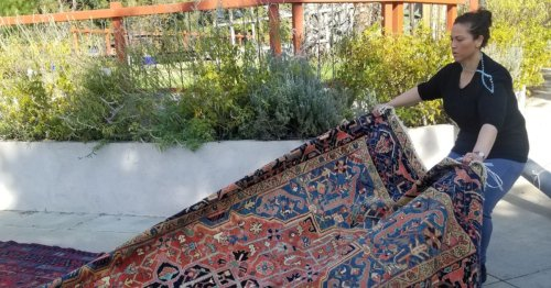 Can a Jewish Instagram Dealer Revitalize the Ailing U.S. Persian Rug Trade?