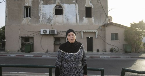 Co-existence in Jaffa Could Leave These Arab Residents Without a Home