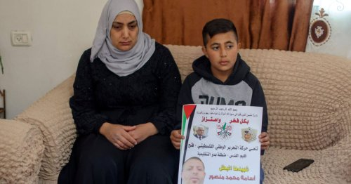 Witnesses Refute Israeli Army's Claim Palestinian Killed by Soldiers Tried to Run Them Over