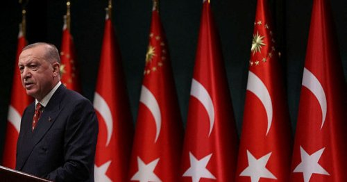 Turkey to Expel U.S. Envoy, Nine Others Over Calls to Release Dissident