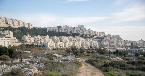 European Powers Tell Israel to Halt Settlement Expansion in the West Bank
