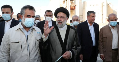 Israel Faces More Than a Military Threat With Iran Nuclear Project, Syria and Hamas