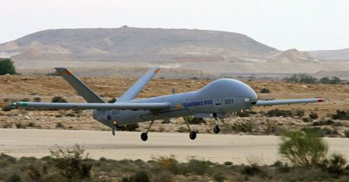 Israel's Drone Diplomacy Tries to Offset Heavy Loses in Ice Cream War