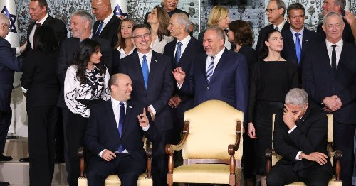Reviving an Israeli Classic: A Unity Government
