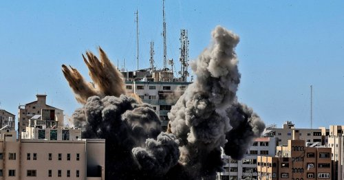 Israeli Officer Says Toppling AP High-rise in Gaza Was 'A Mistake'