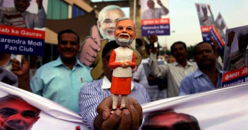 In Modi's 'New India,' Mahatma Gandhi Is Out, His Assassin Is In