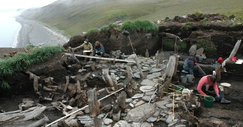 Siberian Archaeology Reveals How paleo-Eskimos Survived and Hunted Whales