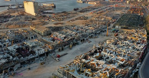Seven Detained Over Lebanon Port Blast to Be Released