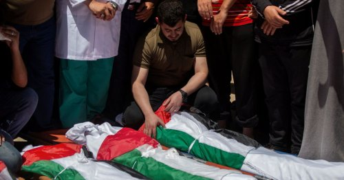 Calling an End to 'Another Dead Palestinian'