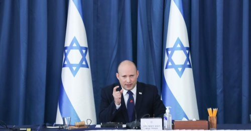 Say It With Me: Bennett Is Establishing an Apartheid State