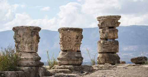 Strange Ruin in Northern Israel Could Be King Herod's Lost Temple to Augustus