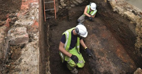 Archaeologists Identify Medieval Jewish Homes in Oxford – by What's Not There