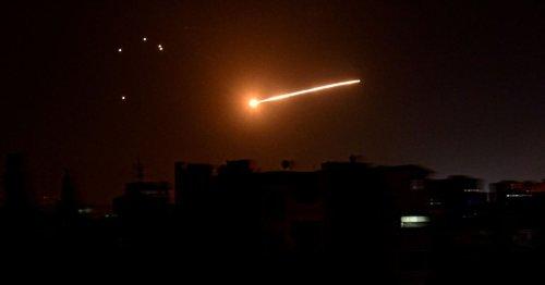 Israel Struck Near Latakia Overnight, Syria TV Reports