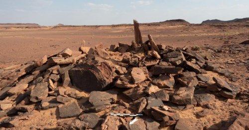 A Prehistoric Saudi Arabian Loved a Dog 6,000 Years Ago
