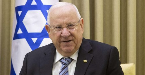 İsrail Cumhurbaşkanı Rivlin, ABD'yi ziyaret edecek
